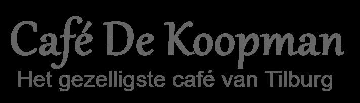 Cafe de Koopman Tilburg